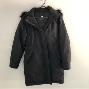 The North Face women's puffer coat
